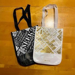 NWT! 2 Lululemon Bags